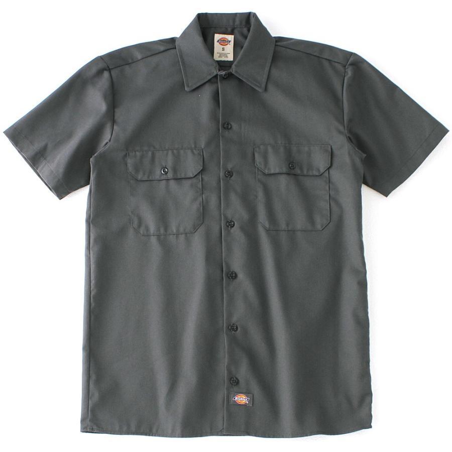 ディッキーズ 半袖 シャツ ワークシャツ 1574 メンズ|大きいサイズ USAモデル Dickies|半袖シャツ カジュアルシャツ 作業着 作業服 S M L LL 3L|f-box|09