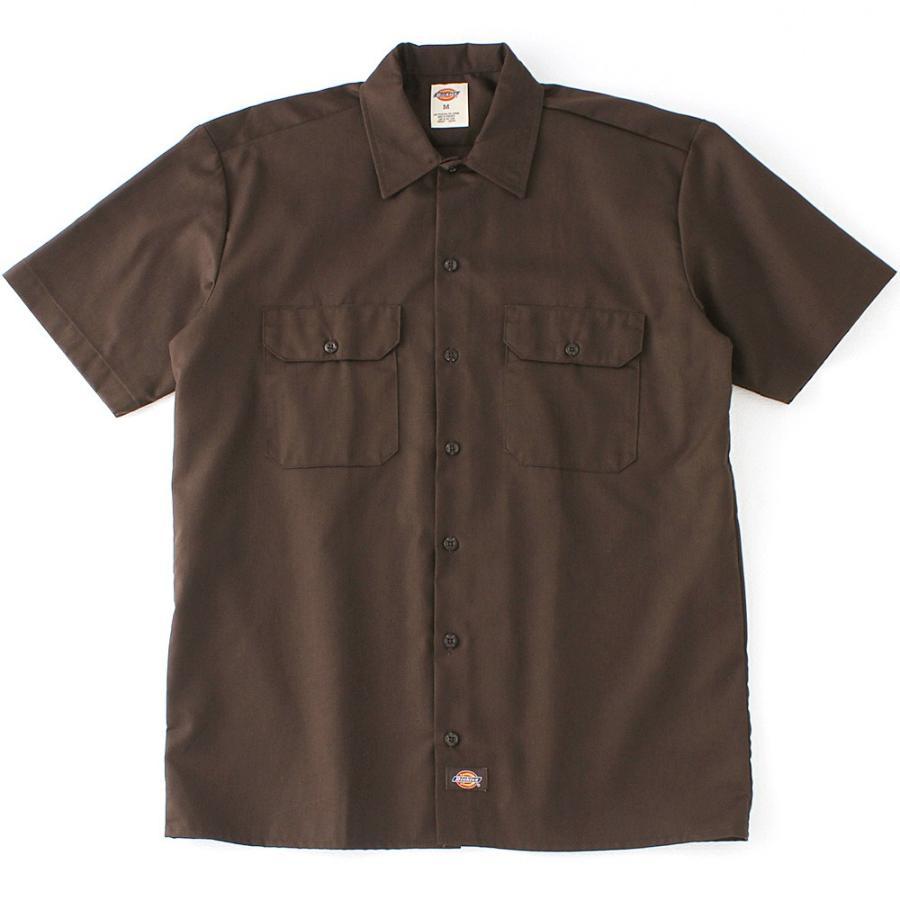 ディッキーズ 半袖 シャツ ワークシャツ 1574 メンズ|大きいサイズ USAモデル Dickies|半袖シャツ カジュアルシャツ 作業着 作業服 S M L LL 3L|f-box|10