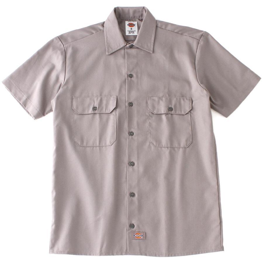 ディッキーズ 半袖 シャツ ワークシャツ 1574 メンズ|大きいサイズ USAモデル Dickies|半袖シャツ カジュアルシャツ 作業着 作業服 S M L LL 3L|f-box|13