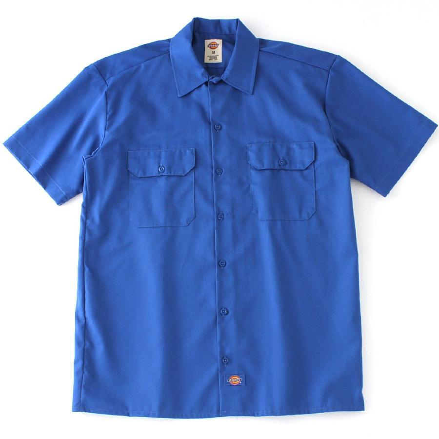 ディッキーズ 半袖 シャツ ワークシャツ 1574 メンズ|大きいサイズ USAモデル Dickies|半袖シャツ カジュアルシャツ 作業着 作業服 S M L LL 3L|f-box|16