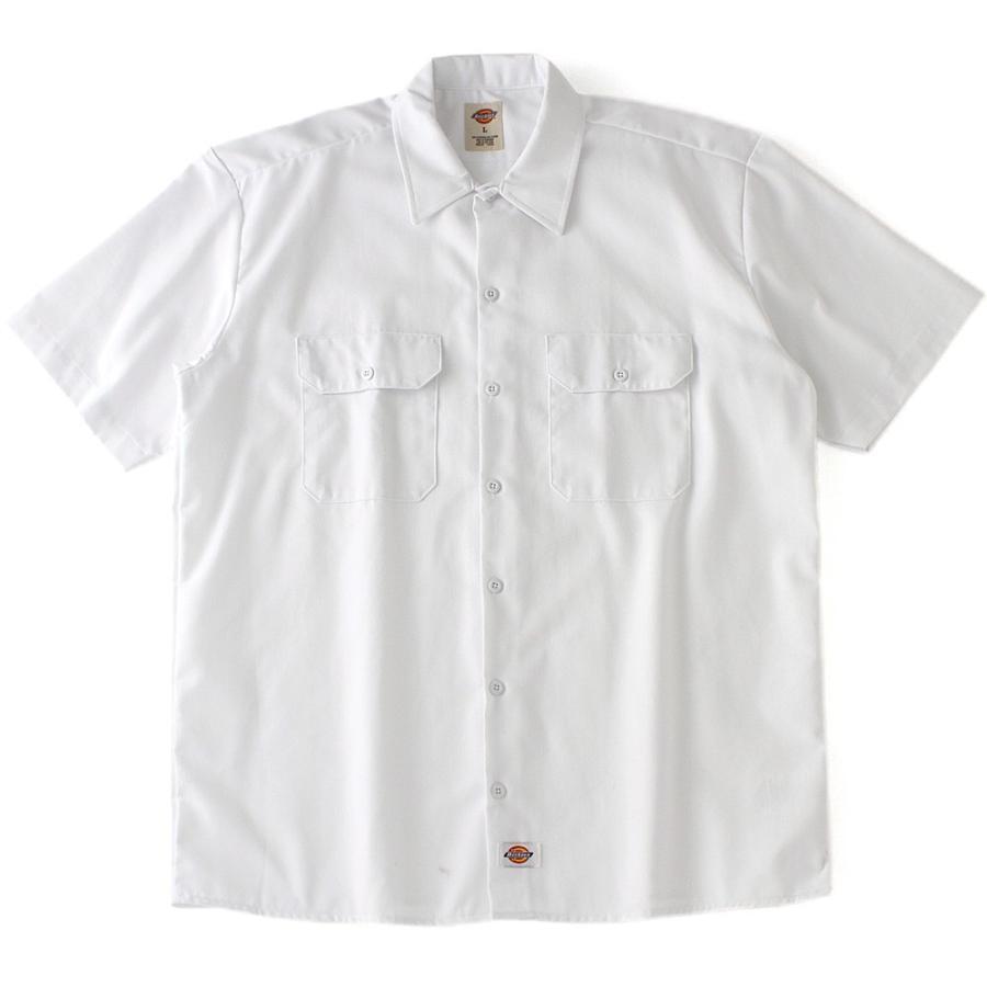 ディッキーズ 半袖 シャツ ワークシャツ 1574 メンズ|大きいサイズ USAモデル Dickies|半袖シャツ カジュアルシャツ 作業着 作業服 S M L LL 3L|f-box|17