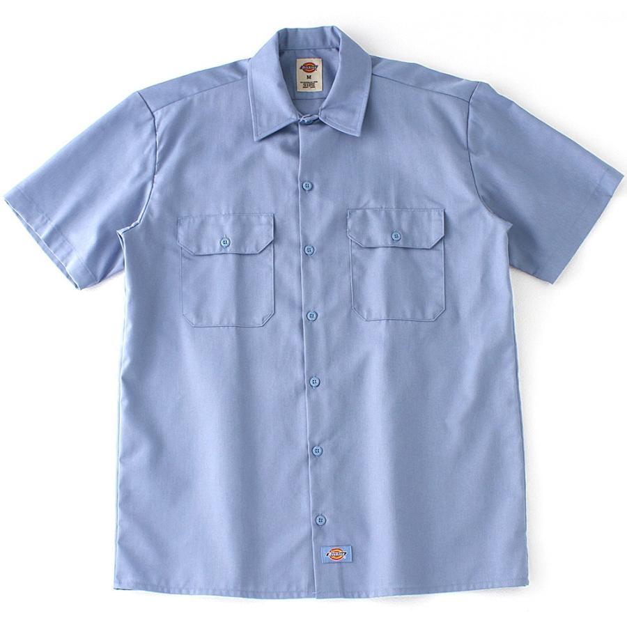 ディッキーズ 半袖 シャツ ワークシャツ 1574 メンズ|大きいサイズ USAモデル Dickies|半袖シャツ カジュアルシャツ 作業着 作業服 S M L LL 3L|f-box|19