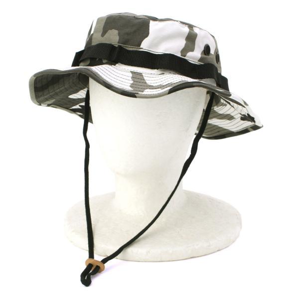 ロスコ サファリハット 迷彩 紐付き メンズ レディース 大きいサイズ USAモデル 米軍|ブランド ROTHCO|帽子 折りたたみ ブーニーハット ミリタリー アウトドア|f-box|17