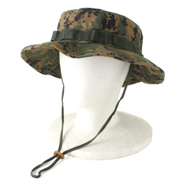 ロスコ サファリハット 迷彩 紐付き メンズ レディース 大きいサイズ USAモデル 米軍|ブランド ROTHCO|帽子 折りたたみ ブーニーハット ミリタリー アウトドア|f-box|24