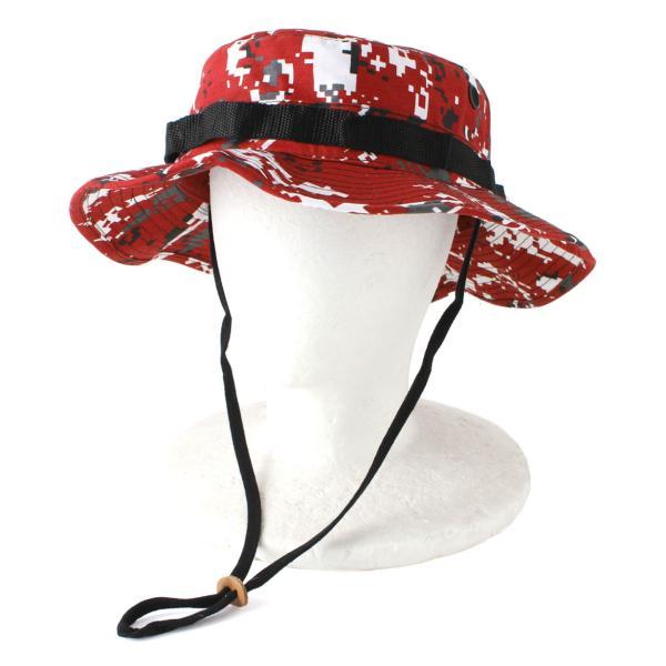 ロスコ サファリハット 迷彩 紐付き メンズ レディース 大きいサイズ USAモデル 米軍|ブランド ROTHCO|帽子 折りたたみ ブーニーハット ミリタリー アウトドア|f-box|25