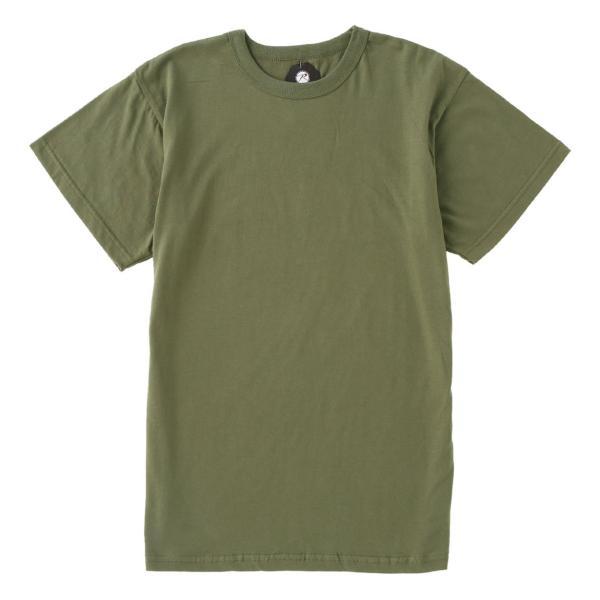 ロスコ Tシャツ 半袖 クルーネック 無地 コットン メンズ 大きいサイズ USAモデル|ブランド ROTHCO|半袖Tシャツ アメカジ ミリタリー|f-box|12