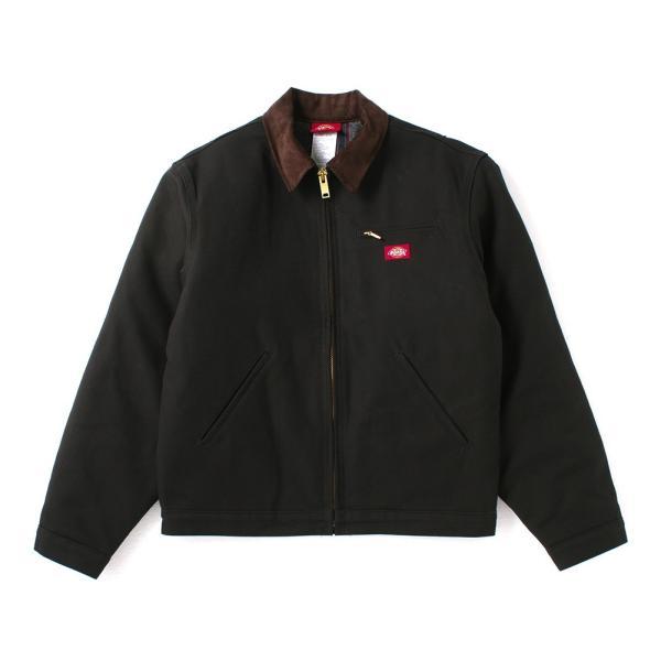 ディッキーズ ジャケット ダック ブランケットライニング 758 メンズ|大きいサイズ USAモデル Dickies|ワークジャケット 防寒 アウター ブルゾン|f-box|16