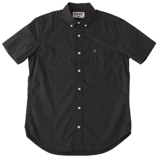 シャツ 半袖 メンズ ボタンダウン ポケット ドット柄 大きいサイズ 日本規格|ブランド EAGLE THE STANDARD イーグル|半袖シャツ カジュアル 2019 春夏 新作|f-box|21