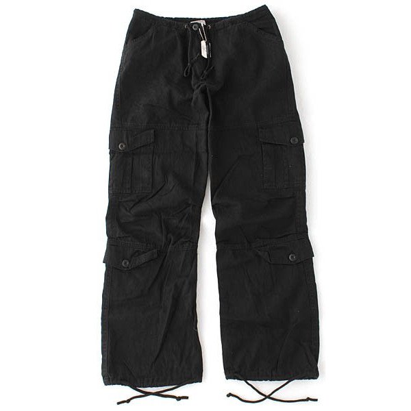 ROTHCO ロスコ カーゴパンツ レディース ゆったり ファティーグパンツ 8ポケット大きいサイズ レディース パンツ ダンス 衣装 f-box 15