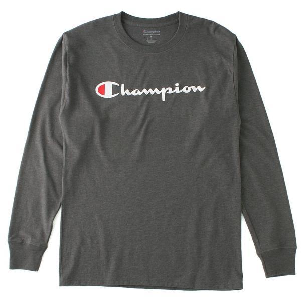 チャンピオン Tシャツ 長袖 メンズ 大きいサイズ USAモデル|ブランド ロンT 長袖Tシャツ ロゴ アメカジ|f-box|23