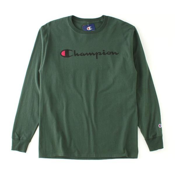チャンピオン Tシャツ 長袖 メンズ 大きいサイズ USAモデル|ブランド ロンT 長袖Tシャツ ロゴ アメカジ|f-box|27