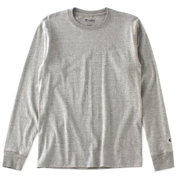 チャンピオン Tシャツ 長袖 メンズ 大きいサイズ USAモデル|ブランド ロンT 長袖Tシャツ ロゴ アメカジ|f-box|25