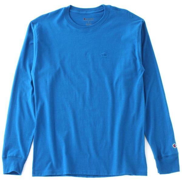 チャンピオン Tシャツ 長袖 メンズ 大きいサイズ USAモデル|ブランド ロンT 長袖Tシャツ ロゴ アメカジ|f-box|29