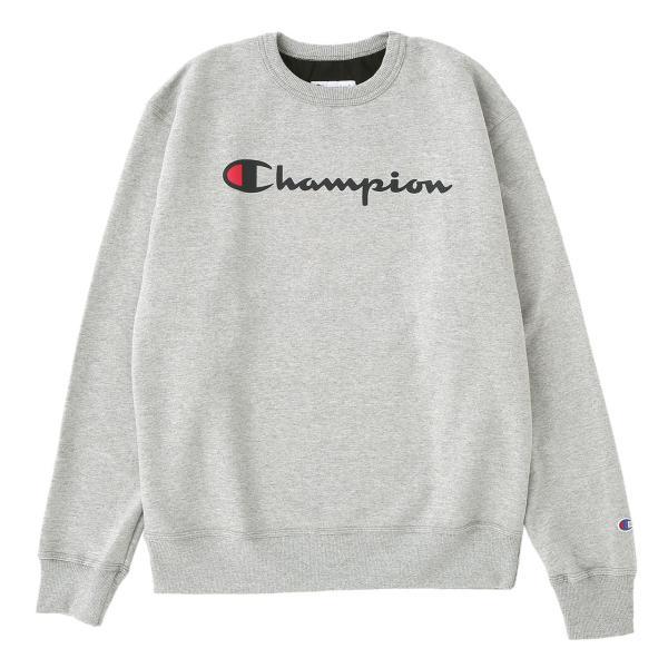 チャンピオン トレーナー スウェット メンズ 裏起毛|大きいサイズ USAモデル ブランド Champion|アメカジ S M L LL XL 2XL|f-box|21