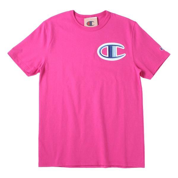 チャンピオン Tシャツ 半袖 クルーネック メンズ 大きいサイズ GT19 Y07981|ブランド アメカジ USAモデル|f-box|20