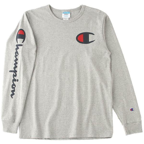 チャンピオン ライフ Tシャツ 長袖 レディース メンズ 大きいサイズ USAモデル|ブランド Champion|f-box|22