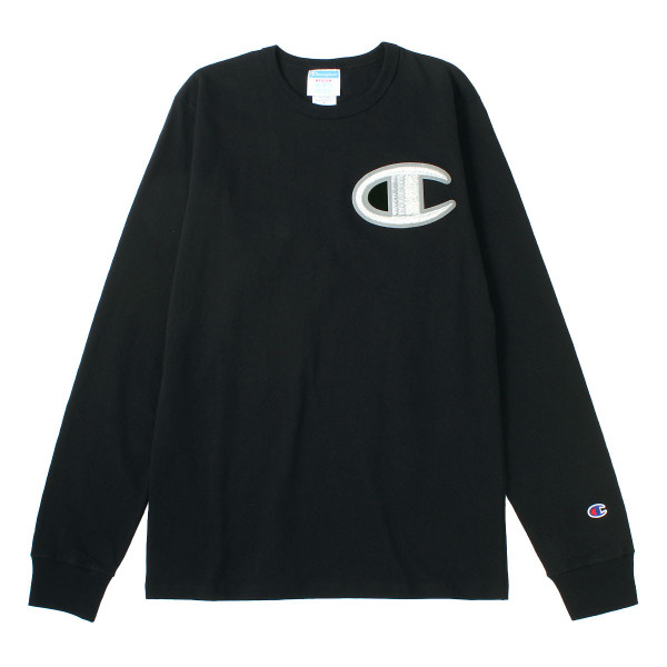 チャンピオン Tシャツ 長袖 クルーネック メンズ レディース 大きいサイズ GT47 Y07981|ブランド ロンT アメカジ USAモデル|f-box|13