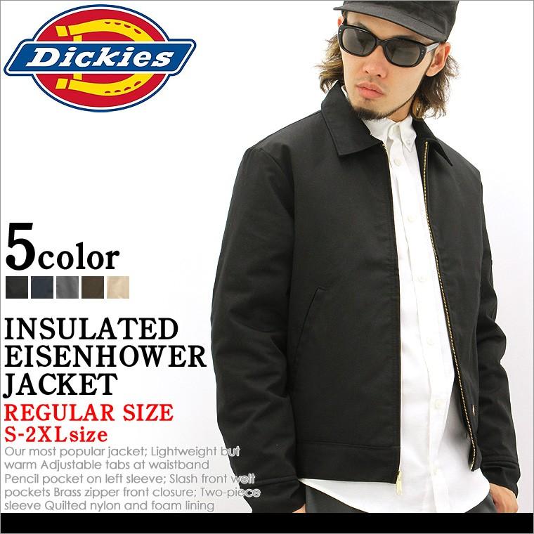 Dickies ディッキーズ ジャケット メンズ 秋 アイゼンハワージャケット アメカジ ブランド メンズ 大きいサイズ tj15