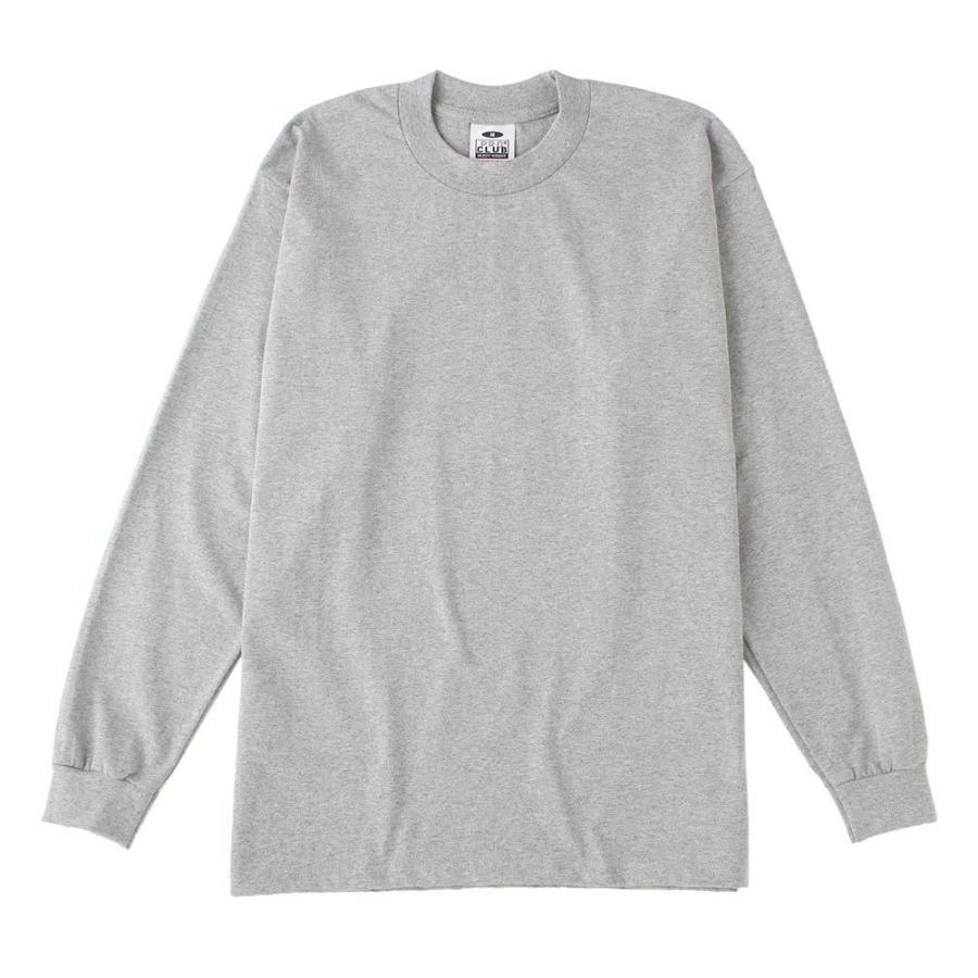 [ビッグサイズ] PRO CLUB プロクラブ ロンt メンズ ブランド ヘビーウェイト 厚手 tシャツ 長袖 無地 大きいサイズ 6.5オンス [proclub-114-big] (USAモデル)|f-box|17