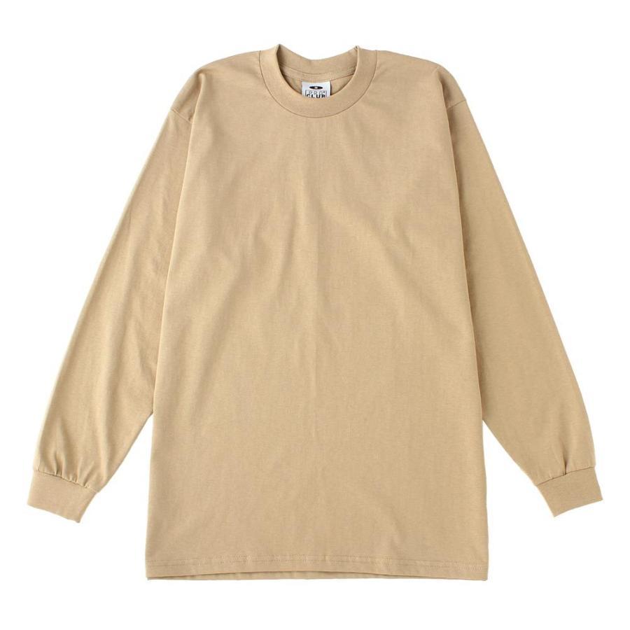 [ビッグサイズ] PRO CLUB プロクラブ ロンt メンズ ブランド ヘビーウェイト 厚手 tシャツ 長袖 無地 大きいサイズ 6.5オンス [proclub-114-big] (USAモデル)|f-box|18