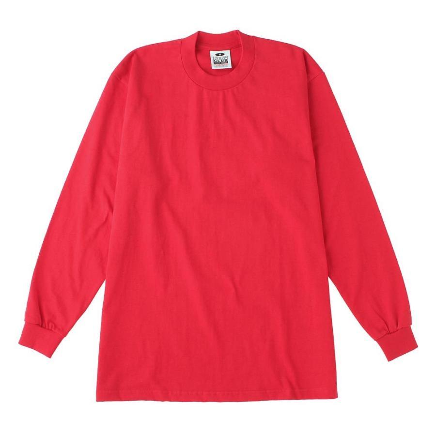 [ビッグサイズ] PRO CLUB プロクラブ ロンt メンズ ブランド ヘビーウェイト 厚手 tシャツ 長袖 無地 大きいサイズ 6.5オンス [proclub-114-big] (USAモデル)|f-box|24