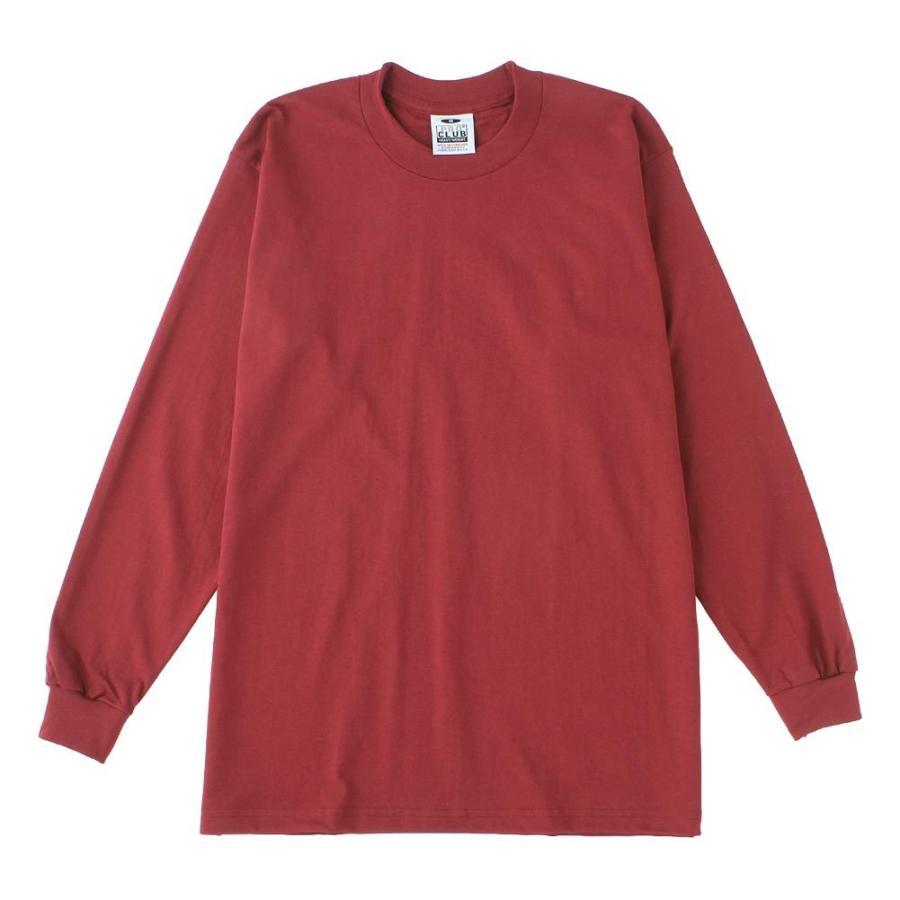 [ビッグサイズ] PRO CLUB プロクラブ ロンt メンズ ブランド ヘビーウェイト 厚手 tシャツ 長袖 無地 大きいサイズ 6.5オンス [proclub-114-big] (USAモデル)|f-box|25