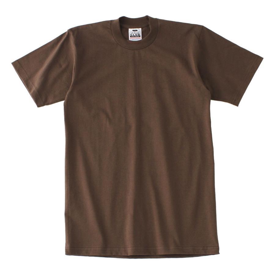 プロクラブ Tシャツ 半袖 クルーネック ヘビーウェイト 無地 メンズ 大きいサイズ 101 USAモデル ブランド PRO CLUB 半袖Tシャツ アメカジ f-box 24