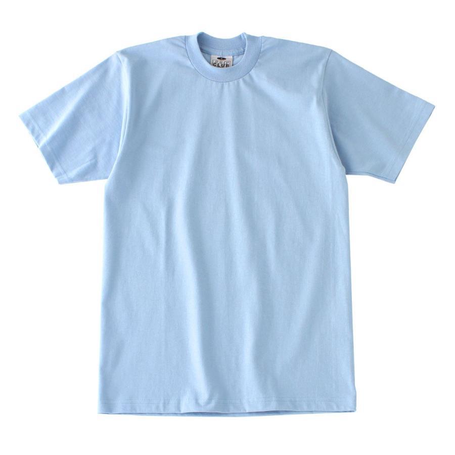 プロクラブ Tシャツ 半袖 クルーネック ヘビーウェイト 無地 メンズ 大きいサイズ 101 USAモデル ブランド PRO CLUB 半袖Tシャツ アメカジ f-box 30
