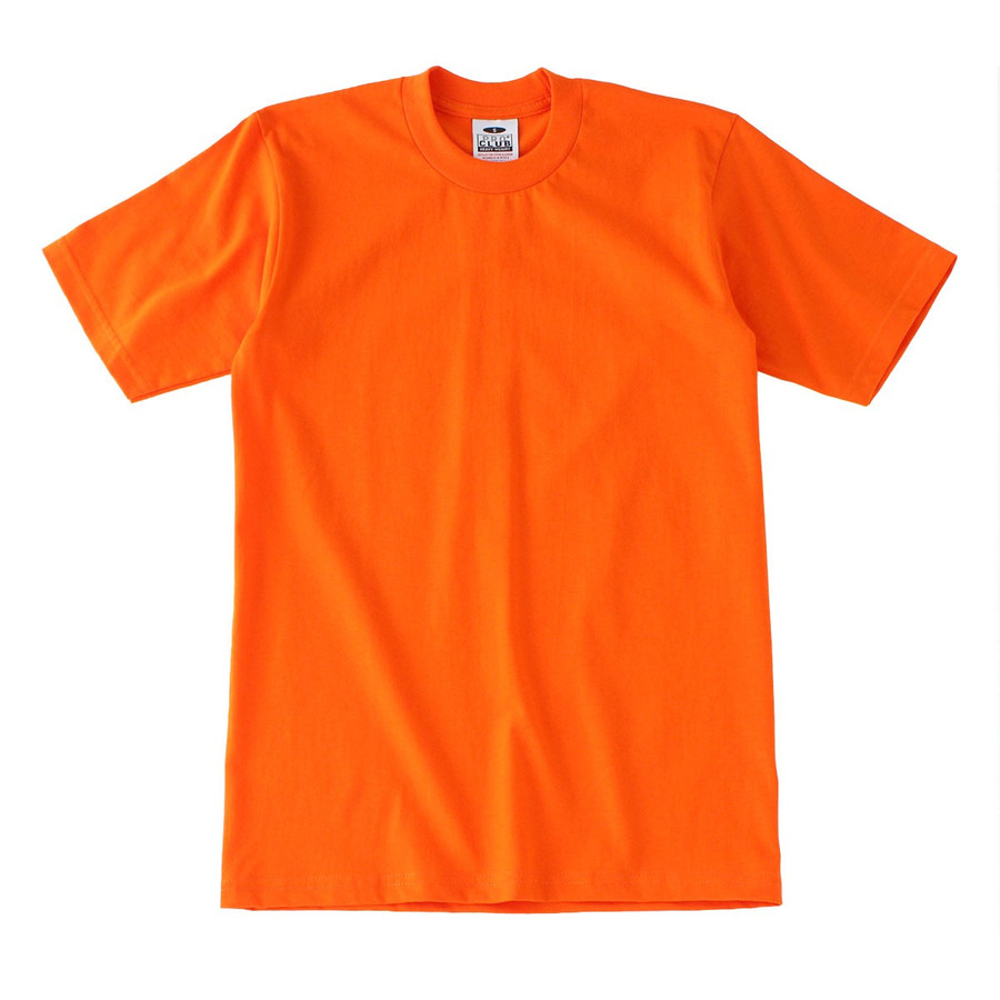 プロクラブ Tシャツ 半袖 クルーネック ヘビーウェイト 無地 メンズ 大きいサイズ 101 USAモデル ブランド PRO CLUB 半袖Tシャツ アメカジ f-box 37