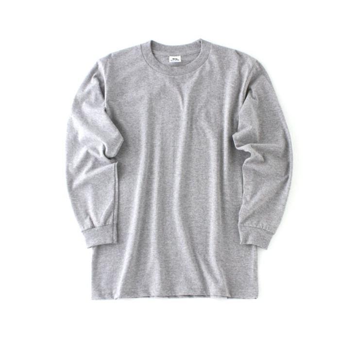 プロクラブ ロンT クルーネック コンフォート 無地 メンズ 119|大きいサイズ USAモデル ブランド PRO CLUB|長袖Tシャツ S-XL|f-box|19