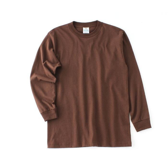 プロクラブ ロンT クルーネック コンフォート 無地 メンズ 119|大きいサイズ USAモデル ブランド PRO CLUB|長袖Tシャツ S-XL|f-box|22