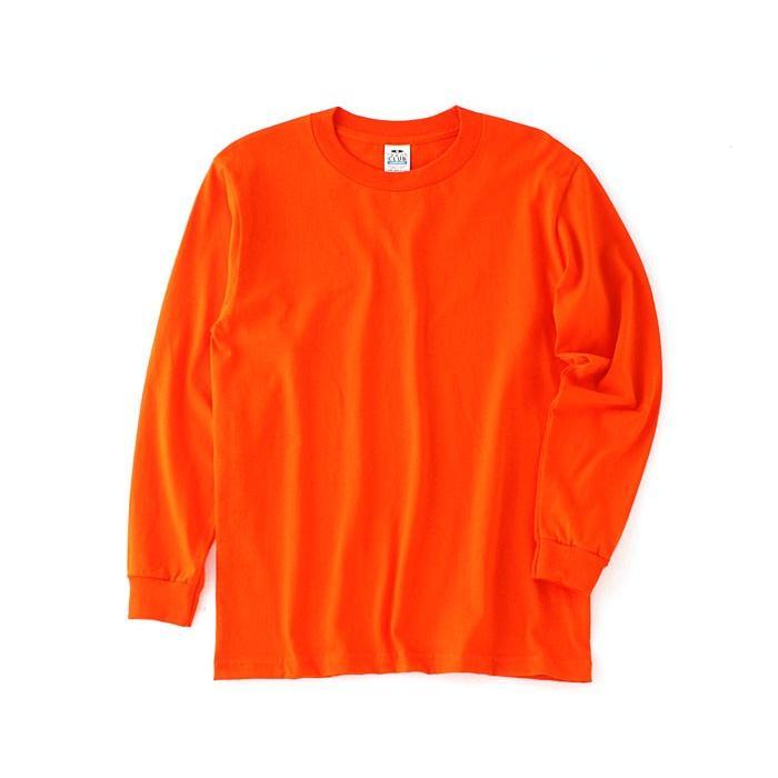 プロクラブ ロンT クルーネック コンフォート 無地 メンズ 119|大きいサイズ USAモデル ブランド PRO CLUB|長袖Tシャツ S-XL|f-box|24