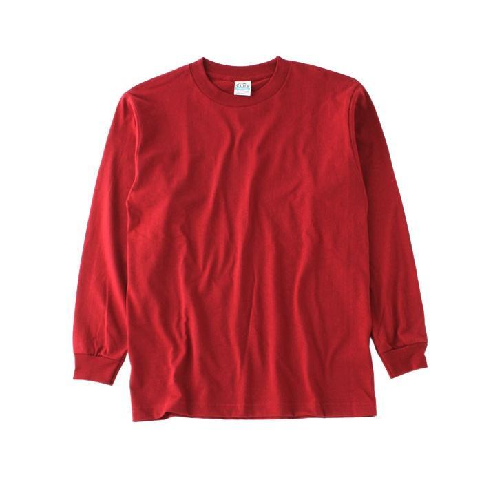 プロクラブ ロンT クルーネック コンフォート 無地 メンズ 119|大きいサイズ USAモデル ブランド PRO CLUB|長袖Tシャツ S-XL|f-box|25