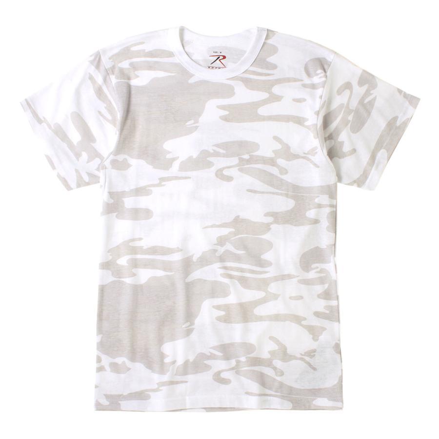 ロスコ Tシャツ 半袖 迷彩 メンズ レディース 大きいサイズ USAモデル 米軍 ブランド ROTHCO 半袖Tシャツ ミリタリー f-box 24
