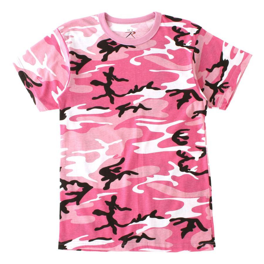 ロスコ Tシャツ 半袖 迷彩 メンズ レディース 大きいサイズ USAモデル 米軍 ブランド ROTHCO 半袖Tシャツ ミリタリー f-box 26