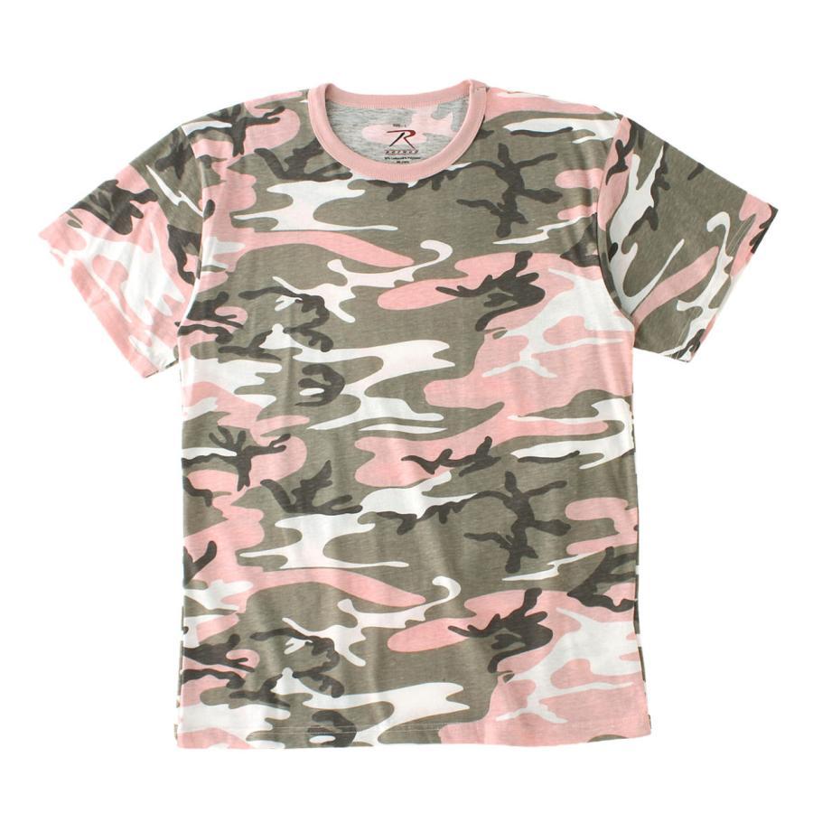 ロスコ Tシャツ 半袖 迷彩 メンズ レディース 大きいサイズ USAモデル 米軍 ブランド ROTHCO 半袖Tシャツ ミリタリー f-box 27