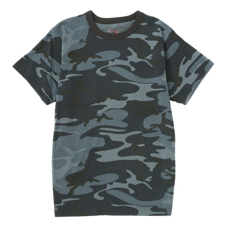 ロスコ Tシャツ 半袖 迷彩 メンズ レディース 大きいサイズ USAモデル 米軍 ブランド ROTHCO 半袖Tシャツ ミリタリー f-box 28