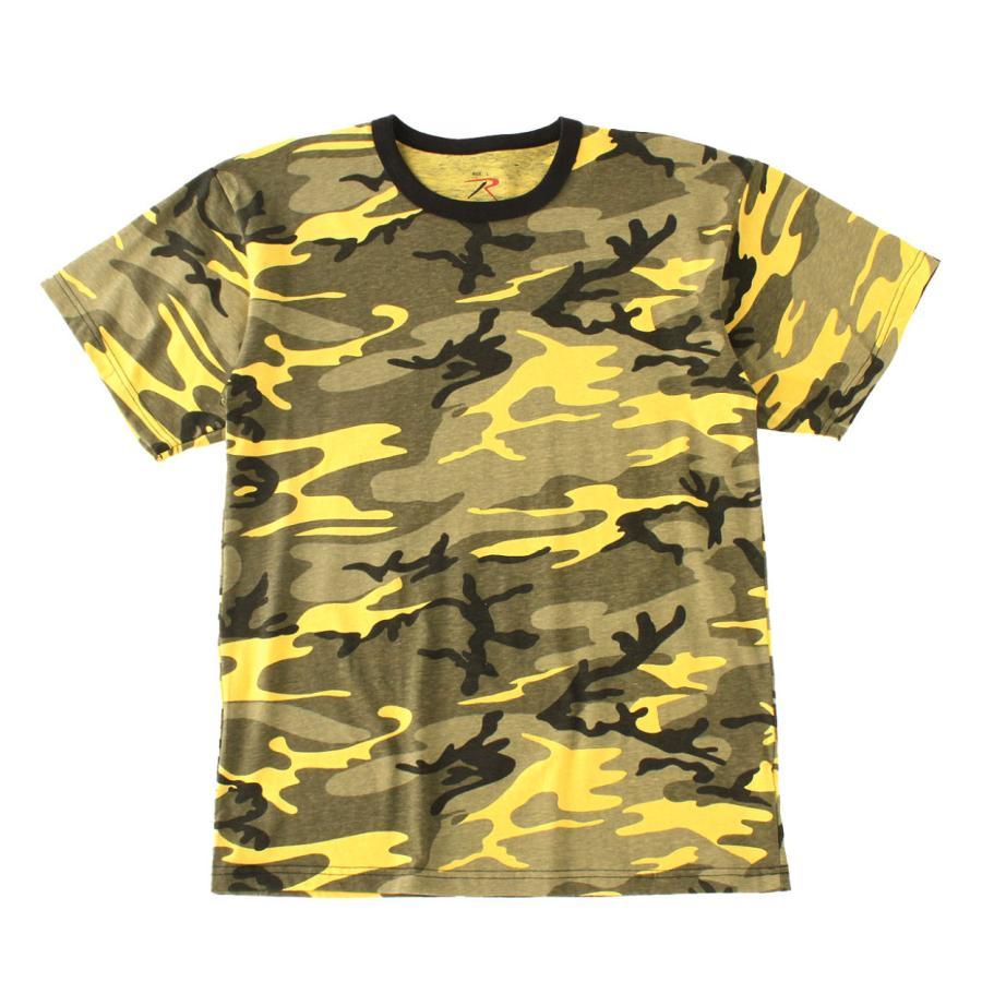 ロスコ Tシャツ 半袖 迷彩 メンズ レディース 大きいサイズ USAモデル 米軍 ブランド ROTHCO 半袖Tシャツ ミリタリー f-box 31