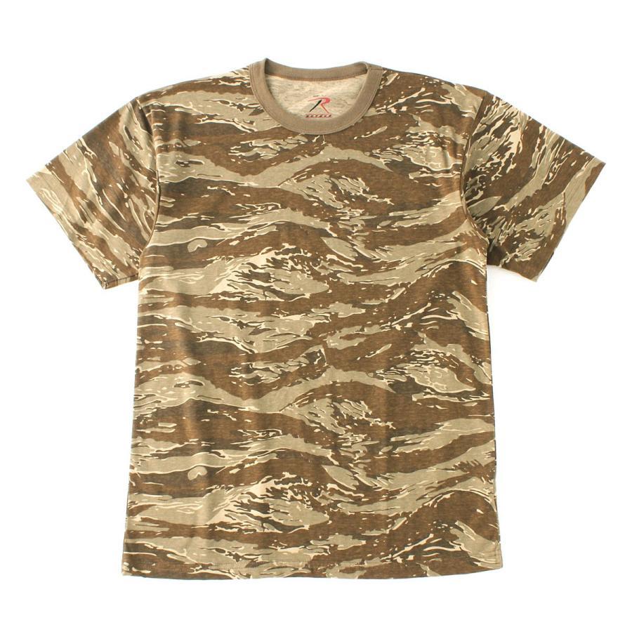 ロスコ Tシャツ 半袖 迷彩 メンズ レディース 大きいサイズ USAモデル 米軍 ブランド ROTHCO 半袖Tシャツ ミリタリー f-box 38