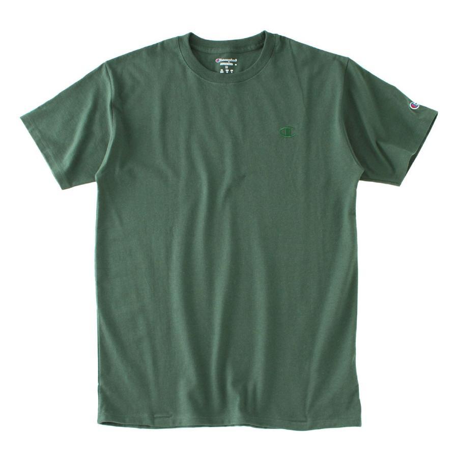 Champion チャンピオン tシャツ usa 大きいサイズ メンズ tシャツ メンズ ブランド アメカジ 刺繍ロゴ|f-box|31