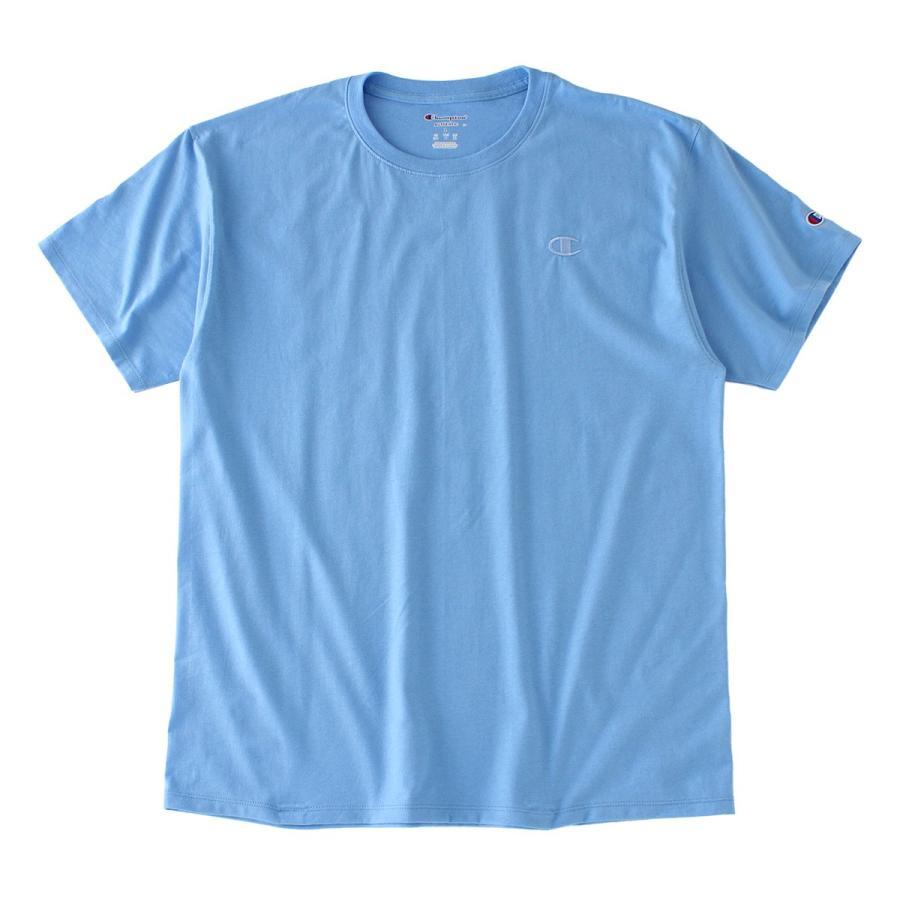 Champion チャンピオン tシャツ usa 大きいサイズ メンズ tシャツ メンズ ブランド アメカジ 刺繍ロゴ|f-box|32
