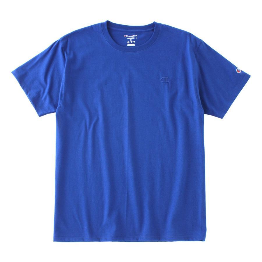 Champion チャンピオン tシャツ usa 大きいサイズ メンズ tシャツ メンズ ブランド アメカジ 刺繍ロゴ|f-box|33