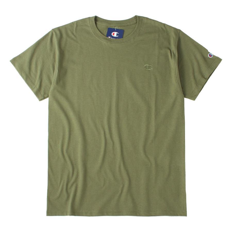 Champion チャンピオン tシャツ usa 大きいサイズ メンズ tシャツ メンズ ブランド アメカジ 刺繍ロゴ|f-box|36