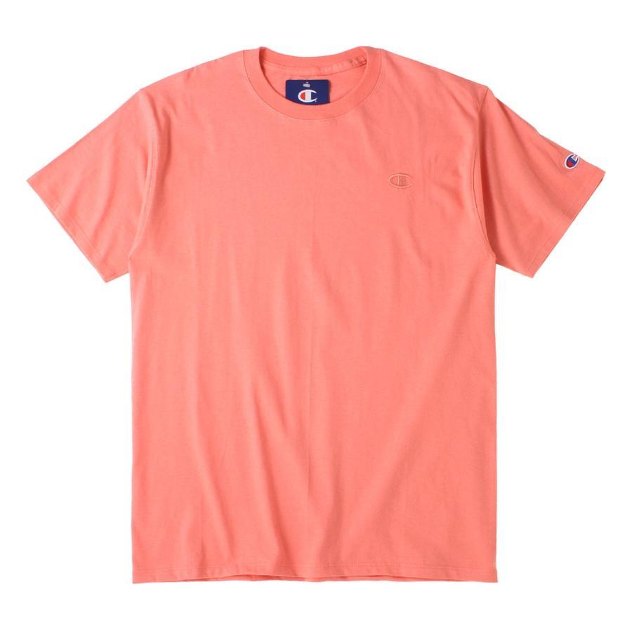 Champion チャンピオン tシャツ usa 大きいサイズ メンズ tシャツ メンズ ブランド アメカジ 刺繍ロゴ|f-box|40