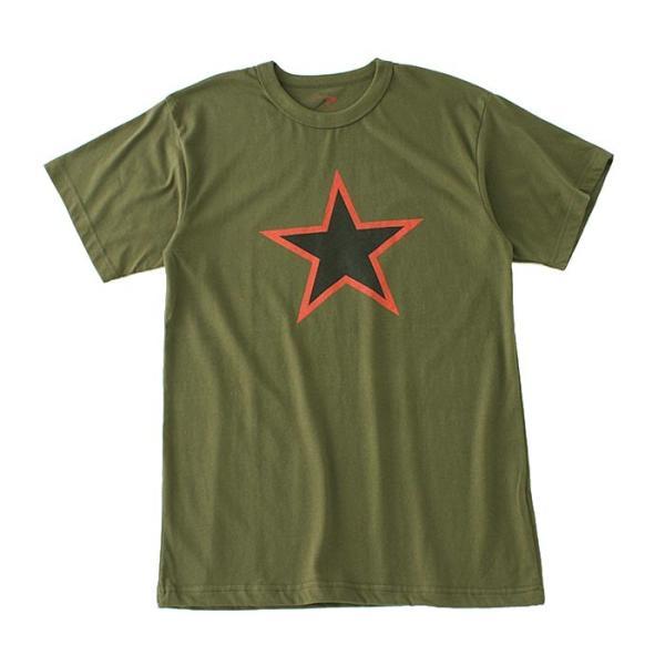 ロスコ Tシャツ 半袖 メンズ 大きいサイズ USAモデル 米軍|ブランド ROTHCO|半袖Tシャツ ミリタリー ロゴ プリント|f-box|30
