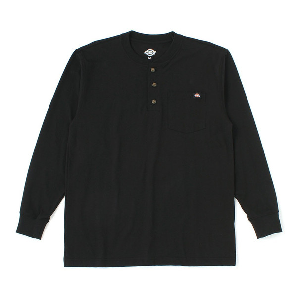 ディッキーズ Tシャツ 長袖 ヘンリーネック WL451 無地 メンズ|大きいサイズ USAモデル Dickies|f-box|14
