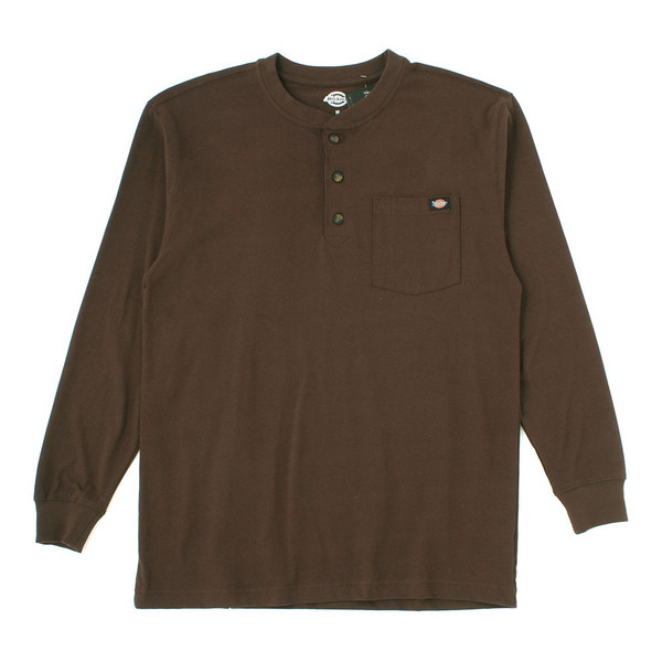 ディッキーズ Tシャツ 長袖 ヘンリーネック WL451 無地 メンズ|大きいサイズ USAモデル Dickies|f-box|17