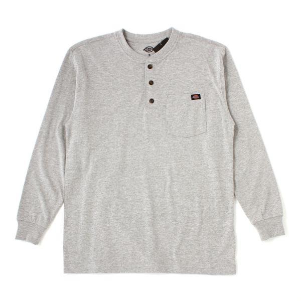 ディッキーズ Tシャツ 長袖 ヘンリーネック WL451 無地 メンズ|大きいサイズ USAモデル Dickies|f-box|19
