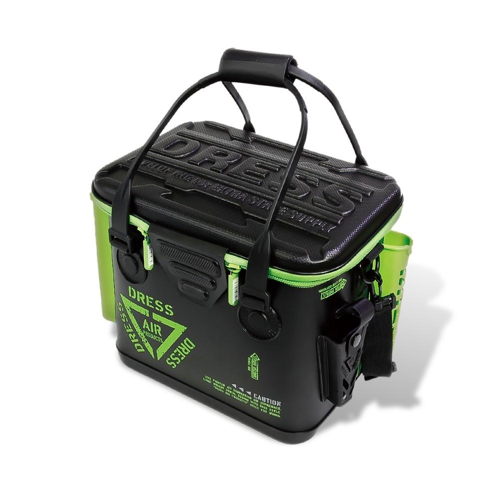 バッカン ロッドホルダー 付き DRESS バッカンミニ+PLUS ライト