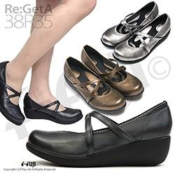 Re,GetA リゲッタ パンプス 5cm はきやすい 歩きやすい かわいい【日本製】【送料無料】f-fuji
